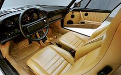 Porsche 911 Carrera (Interior)