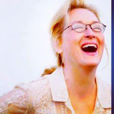 Meryl Streep :)