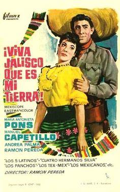 Viva Jalisco que es mi tierra (1961) de Ramón Pereda - tt0243007