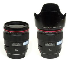 I want one of these - Canon EF 35mm f/1.4 USM L