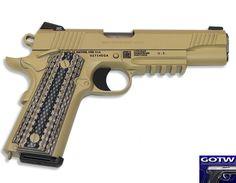 M45 Close Quarter Battle Pistol (CQBP)  Colt's 1911s return to the US military!