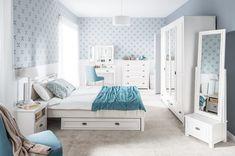 Set Mobila Dormitor 9 piese Madison #homedecor #interiordesign #bedroomdecor #decoration Furniture Collection, Entryway, New Homes, Provence, Interior Design, Bedroom, Home Decor, Sweet Dreams, Entrance