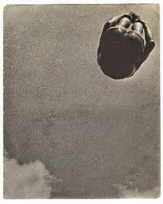 Alexander Rodchenko :: Dive, 1934