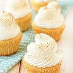 MADE. lemon meringue cupcakes. YES. delicious! made the cupcakes and curd. used different frosting.