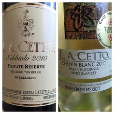 #flaskehalsen peger i dag på, at det mest specielle ved to mexicanske vine er... at de er fra #mexico. Se anmeldelserne i vores nordamerikanske tema på www.flaskehalsen.nu  #flaskehalsen #vinanmeldelse #vintilbud #dkwine #vin #vintip #vininspiration #odense #vinsmagning #tilbud #lacetto