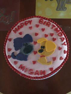 Fondant cake Woezel en Pip