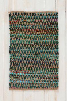 e1a8740a806 Magical Thinking Woven Jute Handmade Rug
