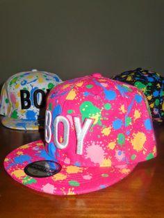 "Papa Saldos com Gosto  : *8 Cap ""Boy"" Cor de rosa, ajustável - 6,50€ Snapback, Beanie, Hats, Roses, Hat, Beanies, Snapback Hats, Caps Hats, Baseball Hat"