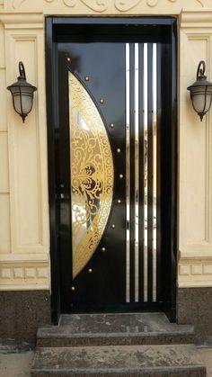 #saudiarabia #riyadh #cnc #moderndoors #doors #gates #laser #laserdoor #metal