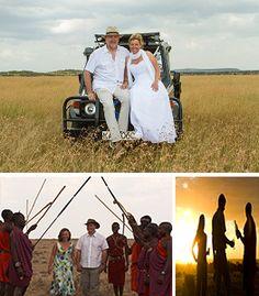 Bush wedding Kicheche camp Wedding Images, Wedding Ideas, Bush Wedding, Wedding Honeymoons, Travel Companies, Travel Tours, African Safari, Beach Weddings, Kenya