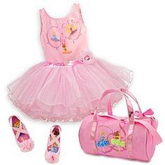 @Disney Store #disney Disney Princess Ballet Collection for Girls   Disney Store