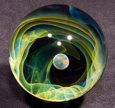 Borosilicate marble
