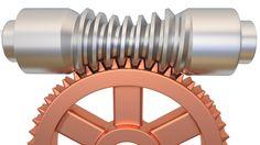 Tutorial: How to Model Globoid (aka Throated) Worm Drive in Blender Mechanical Gears, Mechanical Power, Mechanical Design, Mechanical Engineering, Blender 3d, Planetary Gear, Worm Drive, Gear Wheels, Blender Tutorial