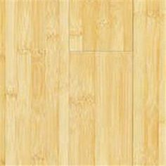 Whole apt - vertical natural - TRADITIONS SOLID BAMBOO 3'