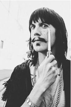 Eric Nally from Foxy Shazam