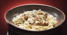 Rabbit Ragu Fettuccine with Bone Marrow My Kitchen Rules, Masterchef Australia, Broken Egg, Pasta Machine, Bone Marrow, Serving Plates, How To Cook Pasta, Cherry Tomatoes, Real Food Recipes