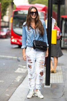 Street Style : Londons Street Style Is Officially CallingCheck Out the Coolest Snaps from LFW