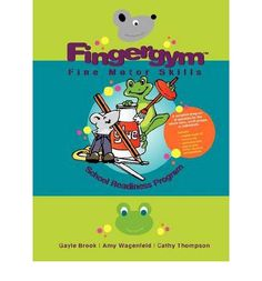 The Fingergym(TM) Fine Motor Skills School Readiness Program is a unique classroom-trialled, group rotation program that uses fun and motivating fine motor-based activities to help children become more independent in the classroom. Developed by experienced occupational therapy and education professionals, this program is a must-have for any preschool, kindergarten, prep, or primary educational set