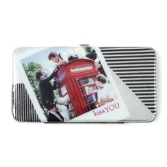 keep your ID safe in a #OneDirection Glitter Hardcase Wallet