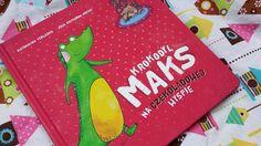 Krokodyl Maks na Czekoladowej wyspie        Autor: Katarzyna Terlecka, Asia Szymańda-Kotas Wydawnictwo: Muza Ilość stron: 48 Okładka: ...