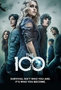 The 100. Very unique premise, been getting better and better with every episode!