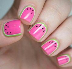 Meloen nagels