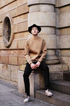 fashion # fashion for men # mode homme # men's wear Fashion Moda, Look Fashion, Mens Fashion, Fashion Menswear, Urban Fashion, Trendy Fashion, Winter Fashion, Men Street, Street Wear