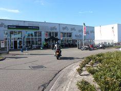 De grootste Kawasaki-Dealer