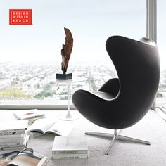 Egg™ Chair | Design Within Reach