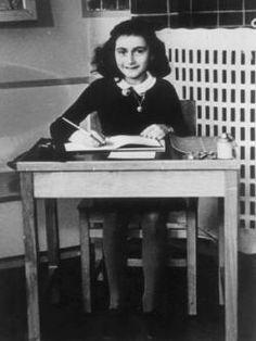 Ana Frank - Ranking de 22 Grandes Escritores literarios - Listas en 20minutos.es
