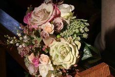 Vintage Wedding Flowers Ideas on Kathleens Florist  Blackpool  Vintage Wedding Bouquet