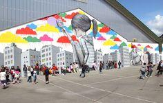 世界各地の壁を「作品」に変えるストリートアーティスト | TABI LABO