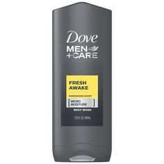 Dove Men Care Body and Face Wash, Fresh Awake 13.5 oz * For more information, visit now : Cleansers