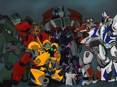 how to draw smokescreen from transformers prime | Happy halloween!! 2012 by ForgottenHope547