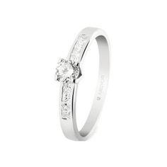 7667633402df Solitario Pedida Diamantes Anillos De Compromiso Vintage