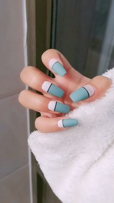 Nail ideas colors , nagel ideen farben , id Nail Art Designs Videos, Nail Art Videos, Makeup Videos, Nail Art Hacks, Nail Art Diy, Dot Nail Art, Hair And Nails, My Nails, Beauty Nail
