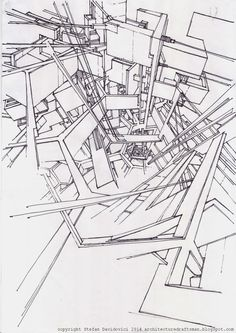 the architecture draftsman