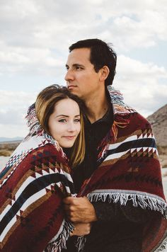 Cute engagement session idea for late fall/early winter! Photo by: My Twin Lens Photography