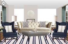 Designed by www.havenly.com     Stylish (and affordable) online interior design for 185 per room