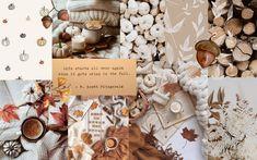 autumn tan aesthetic wallpaper