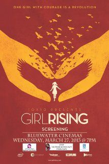 Girl Rising (2013) :: The movie tells the stories of nine girls from different parts of the world who face arranged marriages, child slavery, and other heartbreaking injustices. Despite these obstacles, the brave girls offer hope and inspiration. By getting an education, they're able to break barriers and create change.