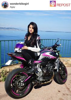 Yamaha Fz 07, Dirt Bikes, Biking, Cars And Motorcycles, Naked, Lifestyle, Vehicles, Sexy, Girls