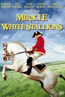 Miracle of the White Stallions (1963)  LOVE this movie, it's a horse movie of course I like it!!!haha