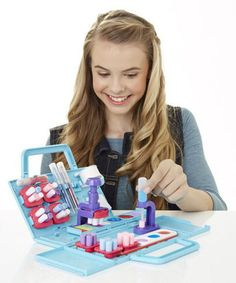 - Decoration Station:Pom Pom your world!Pom Pom your world! Create custom pom-poms with the Decoration Station. Crafts For Girls, Toys For Girls, Arts And Crafts, Diy Crafts, Christmas Toys, Starter Kit, Educational Toys, Cool Toys, Cool Stuff