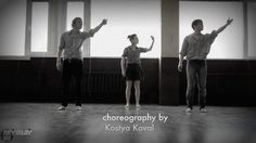 The Civil Wars - Falling modern choreography by Kostya Koval