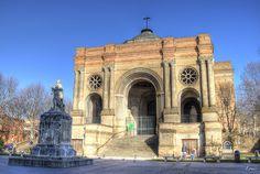 église Saint Aubin - Toulouse http://www.photorendu.com/photostoulouse66.html