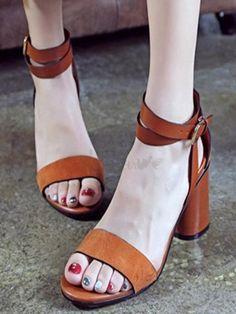 Doresuwe.com SUPPLIES 2016新作復古風の真革着まわしの上品お洒落サンダル 2016新作サンダル