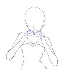 how to draw comics Pencil Art Drawings, Art Drawings Sketches, Cute Drawings, Manga Poses, Anime Poses Reference, Drawing Expressions, Poses References, Art Poses, Drawing Base