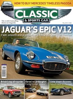 Classic & Sports Car UK - May 2016
