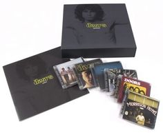THE DOORS - INFINITE HYBRID MULTICHANNEL  SACD BRAND NEW BOX SET  #sacd #brand #multichannel #hybrid #infinite #doors